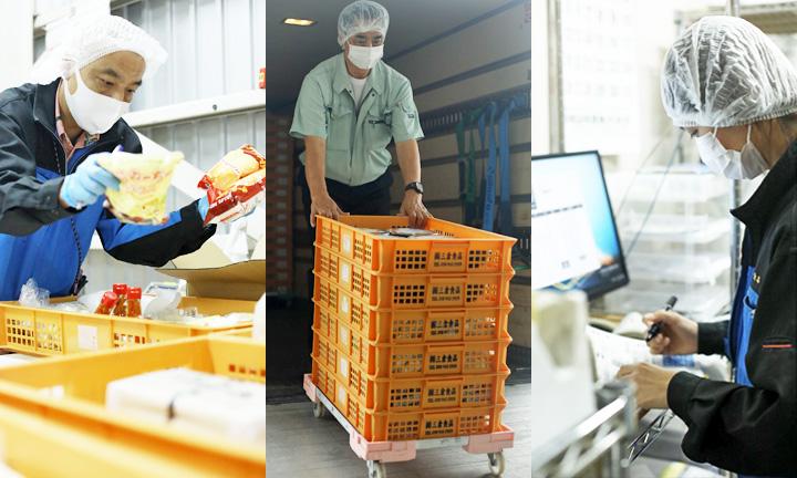 個性的で美味しい沖縄食材を全国に届けます