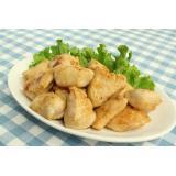 鶏肉の塩麹炒め シークヮーサー風味